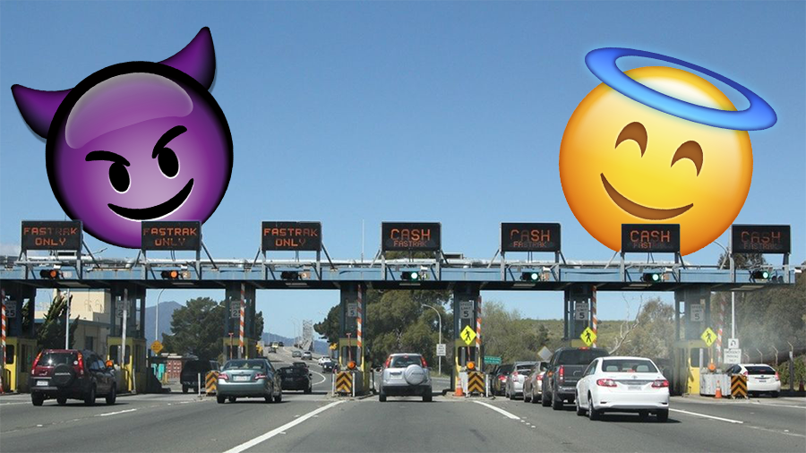 Electronic Toll Collection Transponders - Friend or Foe?