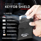Mission Darkness™ Faraday Bag for Keyfobs