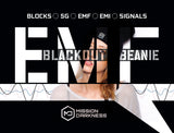 Mission Darkness EMF Blackout Beanie
