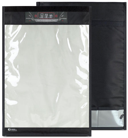 Mission Darkness Window Faraday Bag for Laptops