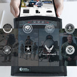 Mission Darkness™ Non-Window Faraday Bag for Tablets