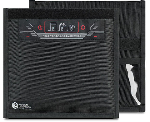 Mission Darkness Non-Window Faraday Bag for Phones