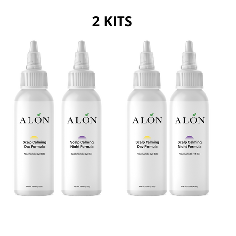 Complete Scalp Calming Formula Kit