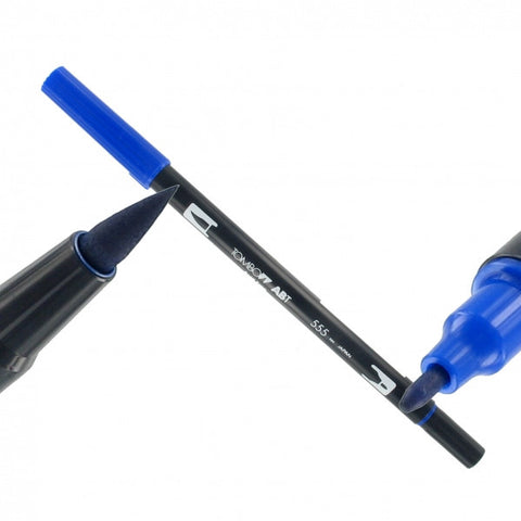 Tombow Dual Brush-Pen Ultramarine