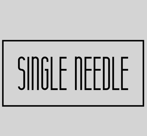 Single Needle