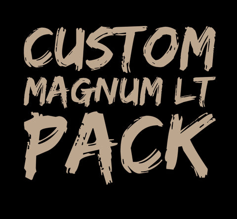 Custom Magnum Long Taper Pack