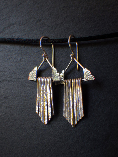 Bali Waterfalls Earrings