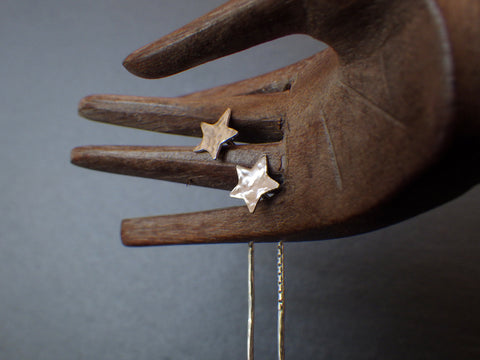 Muraco Earrings (star shape)