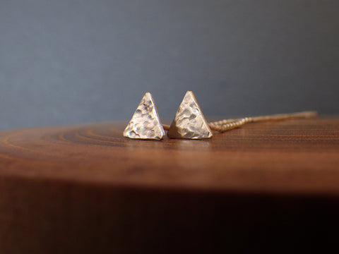 Muraco Earrings (triangle shape)