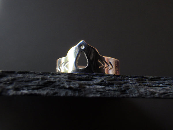 Ema Ring (toe/little finger/phalanx)