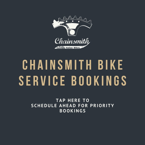 Online Booking at Chainsmith
