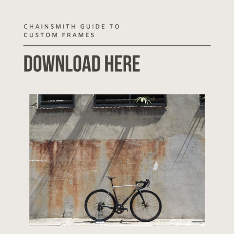 CHAINSMITH GUIDE TO CUSTOM BIKES