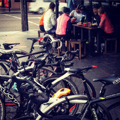 coffee rides in sydney winter
