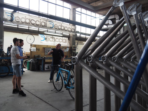 bicycle manufacture david piacenti retail buyer