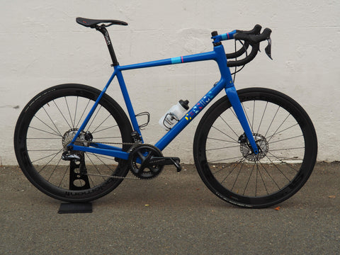 deanima carbon custom bike
