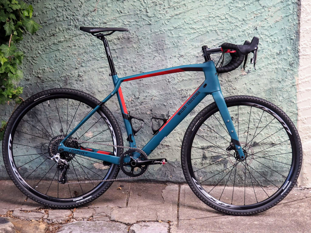 Wilier jena bike review in australia
