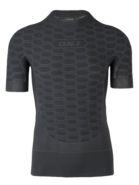 Q36.5 BASE LAYER 2 SHORTSLEEVE ANTRACITE