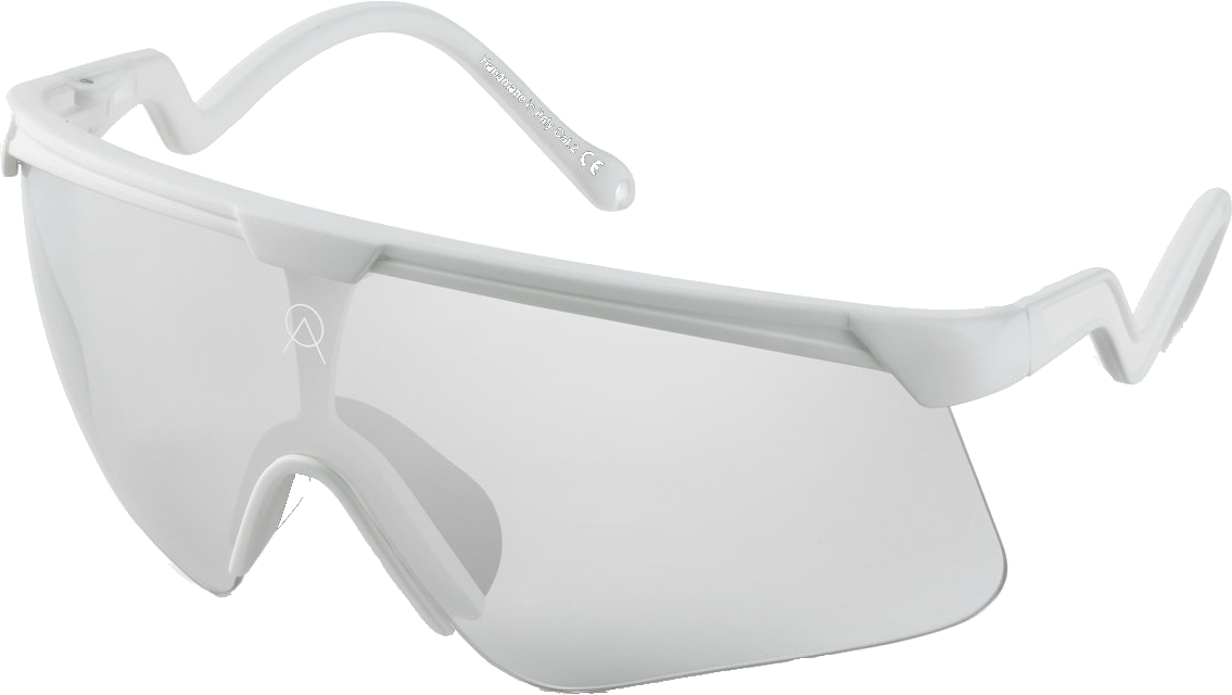 SUNGLASSES ALBA DELTA WHITE VZUM MR ALU