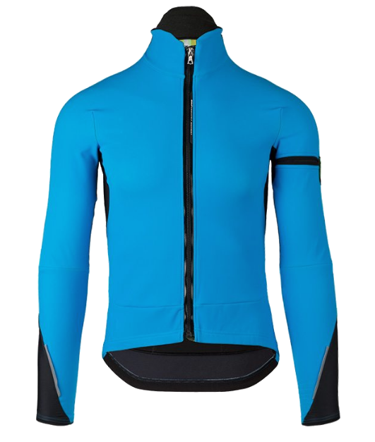 Q36.5 MENS JACKET TERMICA BLUE