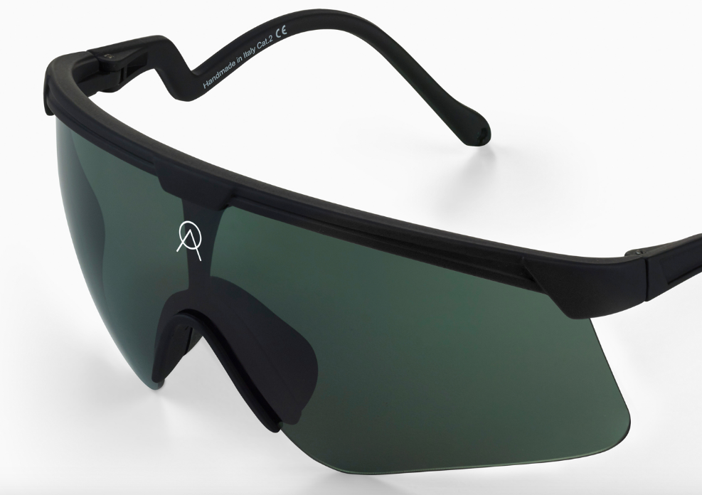 SUNGLASSES ALBA DELTA BLACK DARKSIDE