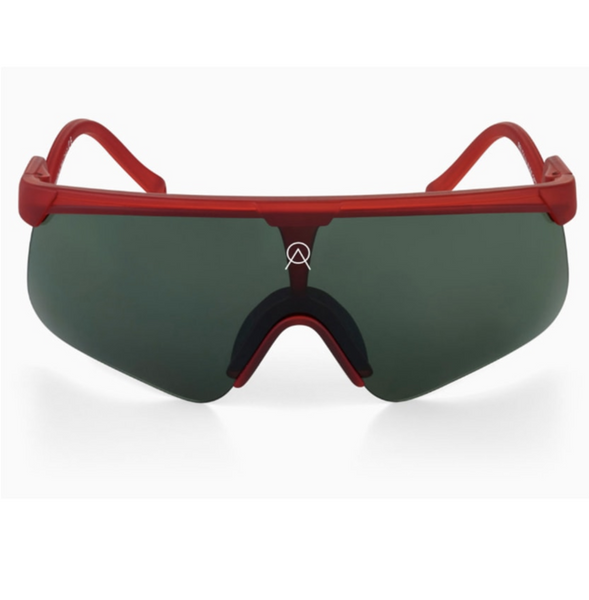 SUNGLASSES ALBA DELTA PR (Poppy Red) DARKSIDE