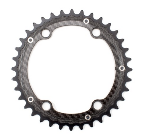 CARBON TI CHAINRING X-CarboRing 110 (4 arms)