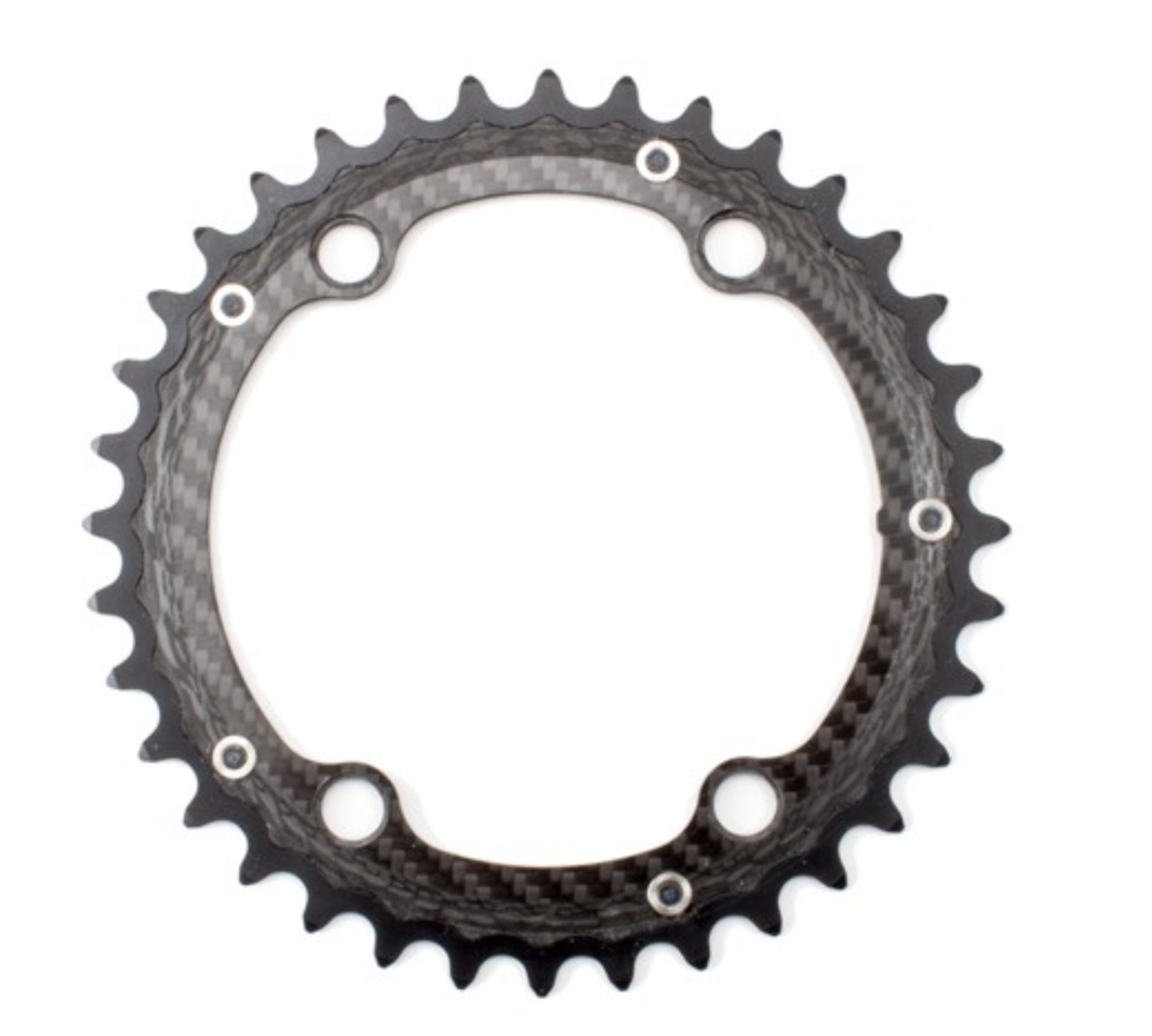 CARBON TI Chainring Inner 4 arms
