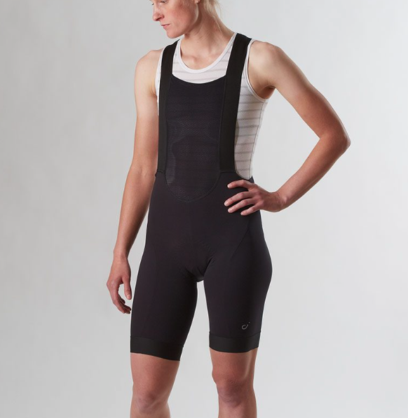 VELOCIO LUXE FLY WOMENS BIB SHORT