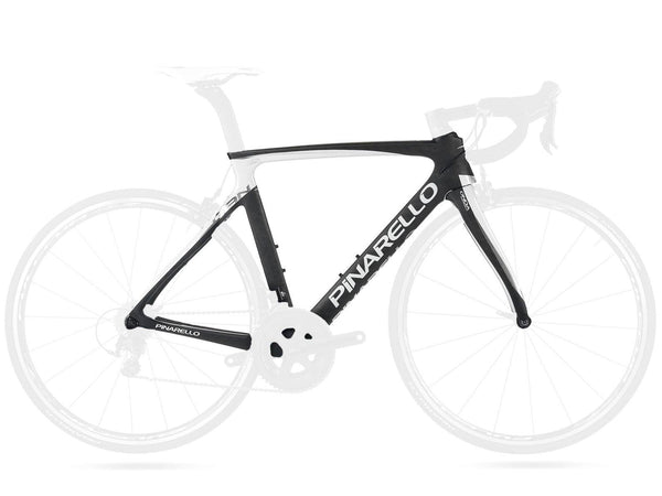 PINARELLO FACTORY FRAME SET GAN 51 BLACK/WHITE