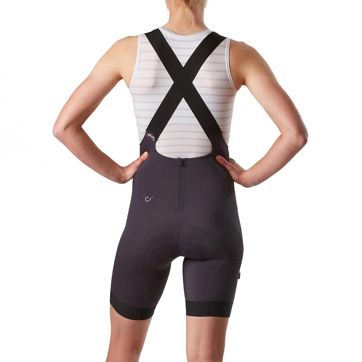 VELOCIO SIGNATURE FLY WOMENS BIB SHORT