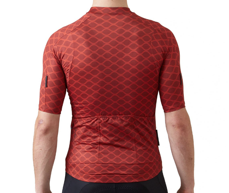 VELOCIO ULTRALIGHT RED LINK MENS JERSEY