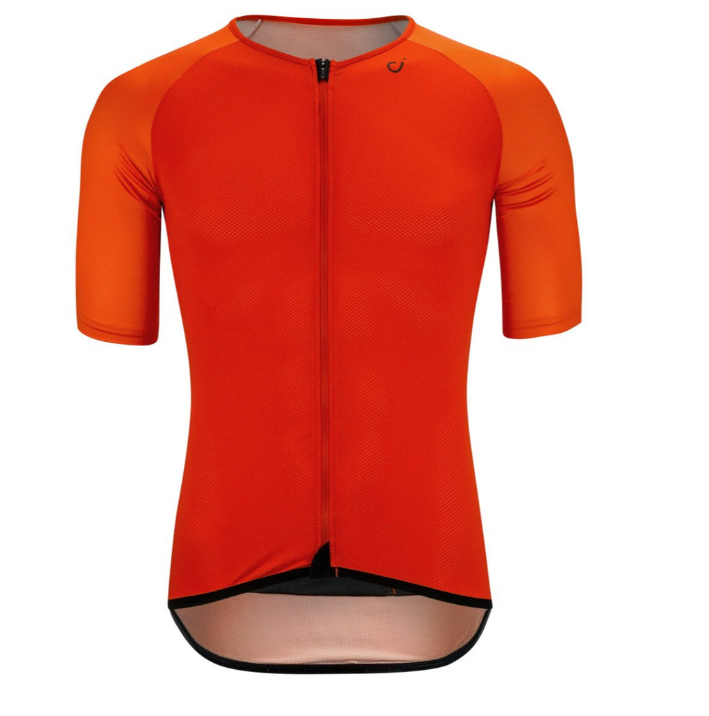 VELOCIO RADIATOR SUMMER MENS JERSEY FIRE RED