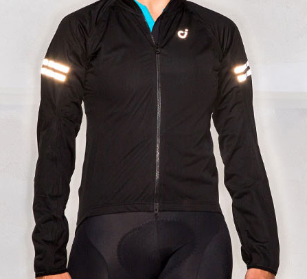 VELOCIO MENS ZERO JACKET BLACK