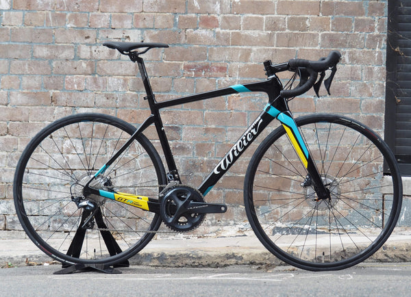 WILIER TRIESTINA GTR TEAM DISC Factory Complete Road Bike