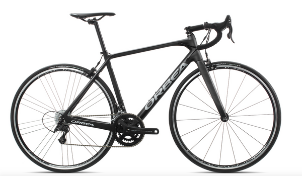ORBEA, ORCA M30 BLACK FACTORY COMPLETE ROAD BIKE
