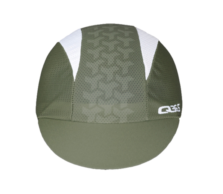 Q36.5 CYCLING CAP OLIVE ACCESSORY - CHAINSMITH BIKE SHOP