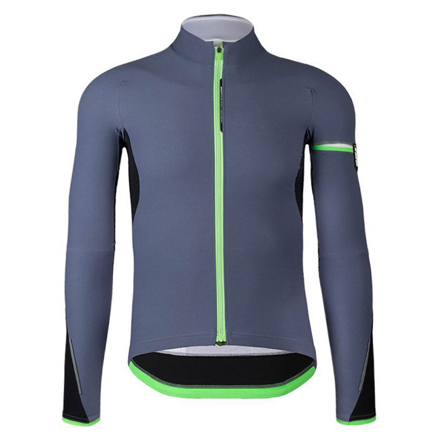 Q36.5 MENS JERSEY LONG SLEEVE GREY