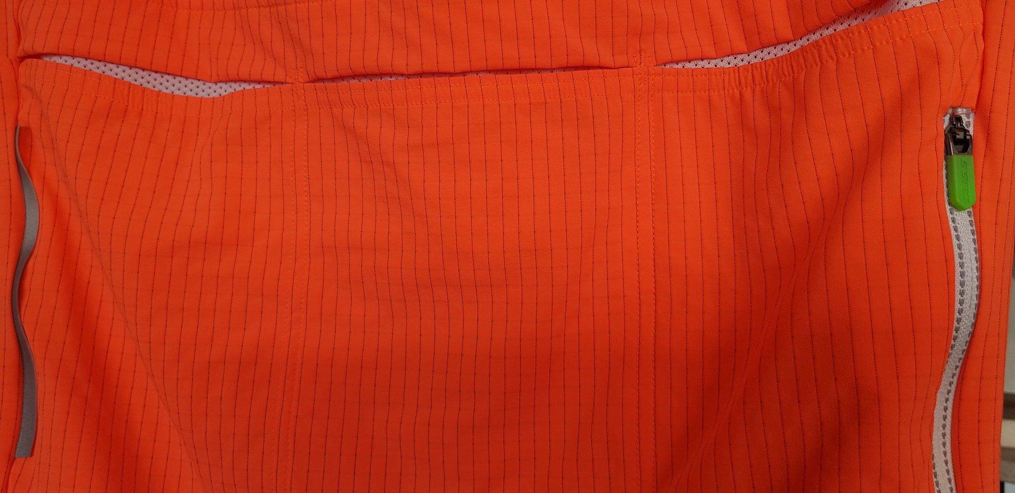 Q36.5 PINSTRIPE MENS JERSEY PERSIMON (ORANGE)