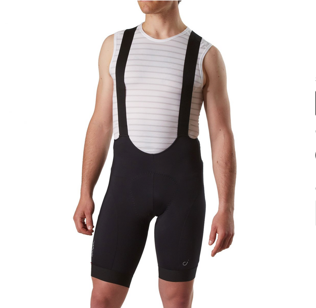 VELOCIO SIGNATURE MENS BIB SHORT