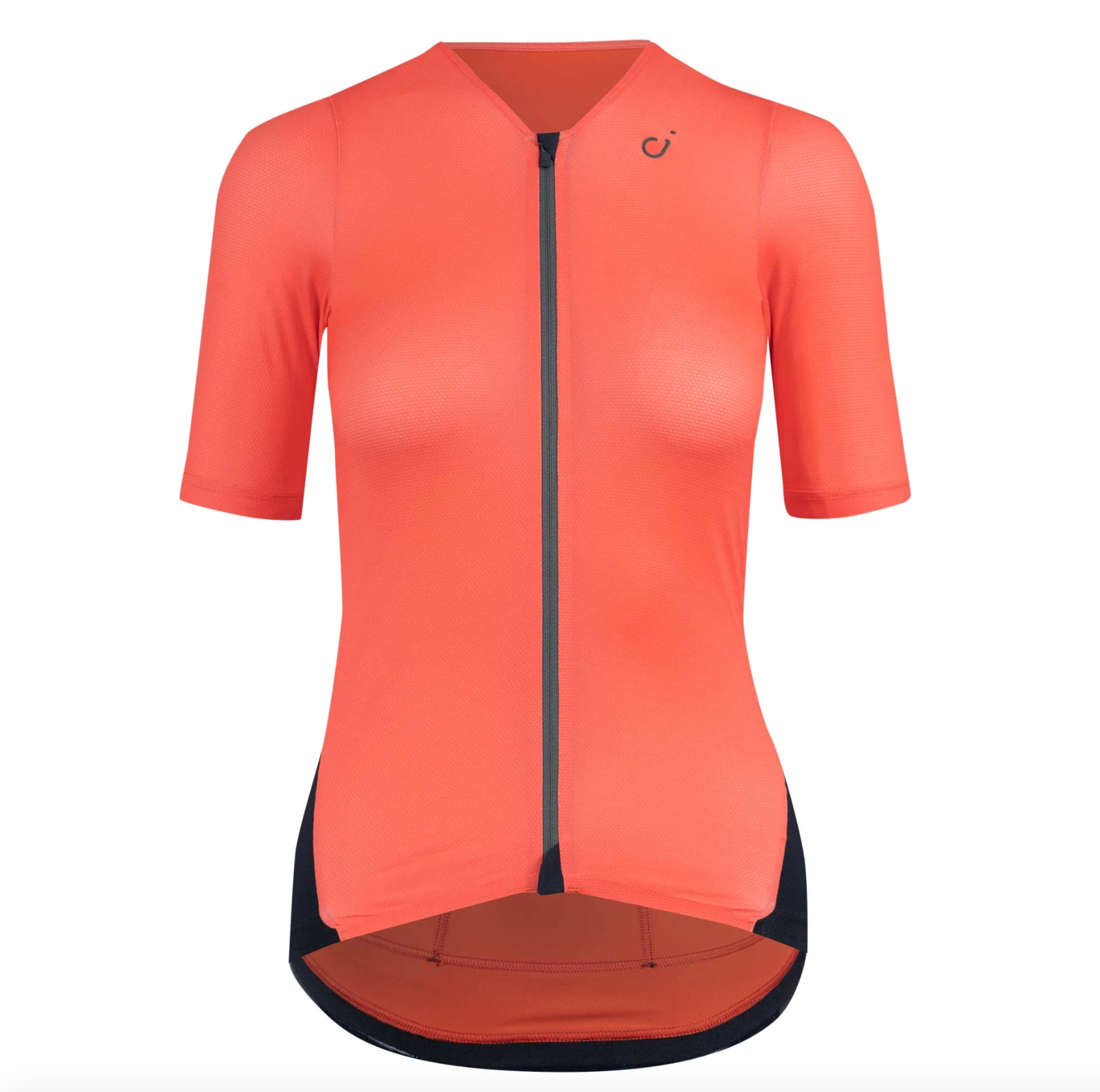 VELOCIO WOMENS JERSEY CONCEPT CORAL RED - CHAINSMITH BIKE SHOP