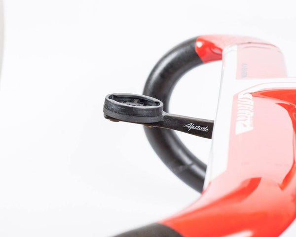 ALPITUDE STELVIO CORRETTO COMPUTER MOUNT FOR INTEGRATED WILIER ALABARDA BARS