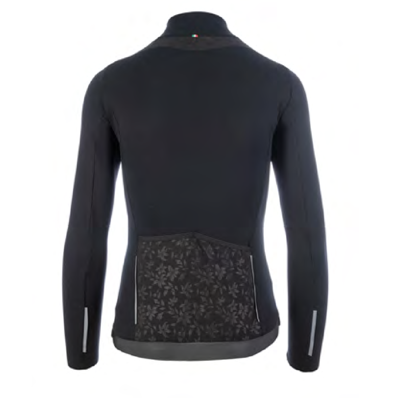 Q36.5 WOMENS JERSEY LONG SLEEVE BLACK LACE