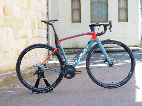 WILIER TRIESTINA CENTO10NDR Factory Complete Road Bike