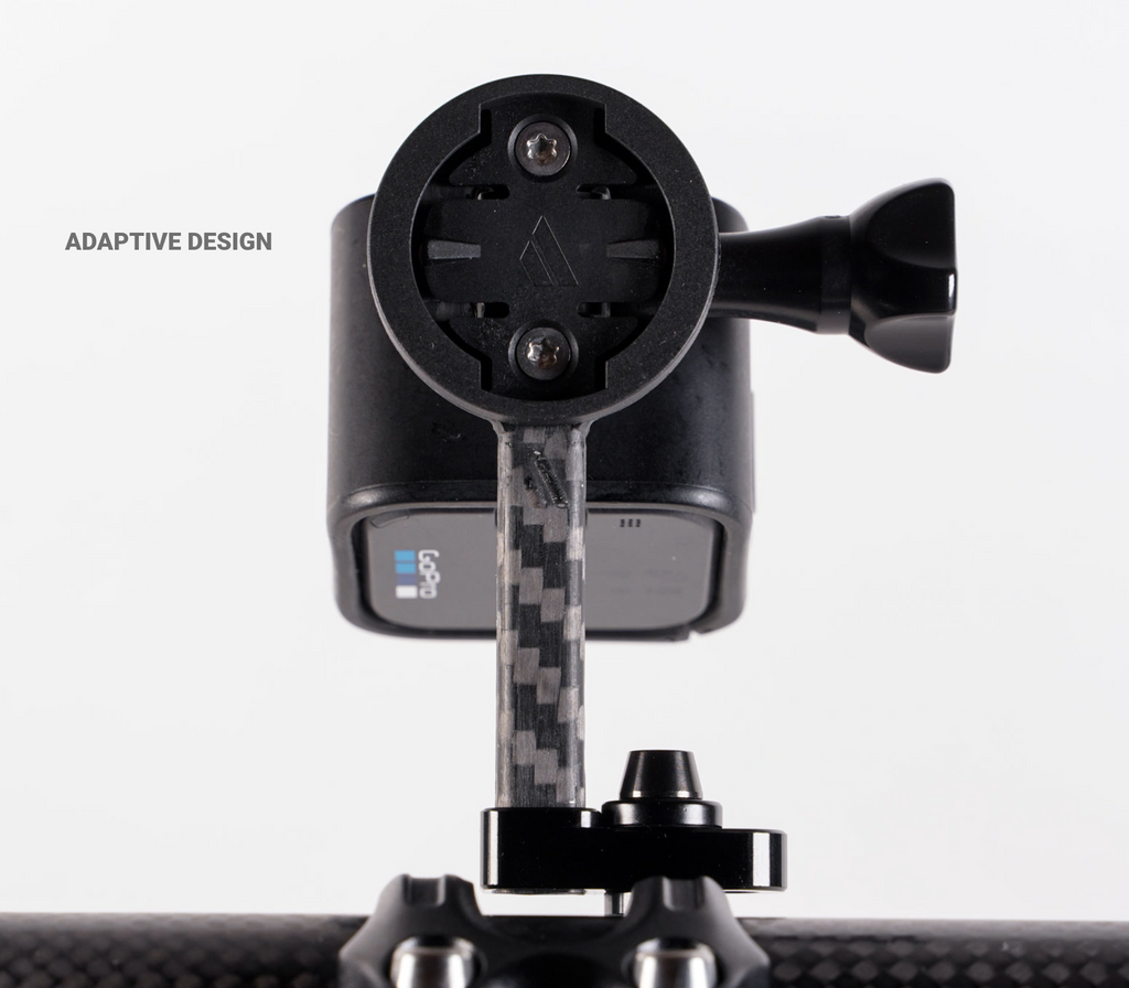 ALPITUDE CARBON COMPUTER MOUNT (WITH CAMERA OR LIGHT COMBO)