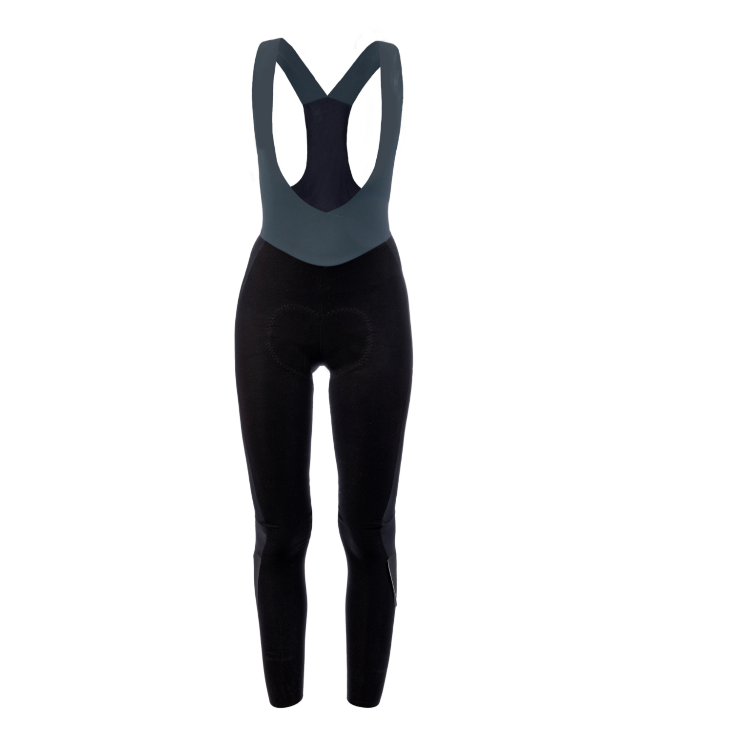 Q36.5 ZERO WINTER WOMENS SALOPETTE BIB SHORT