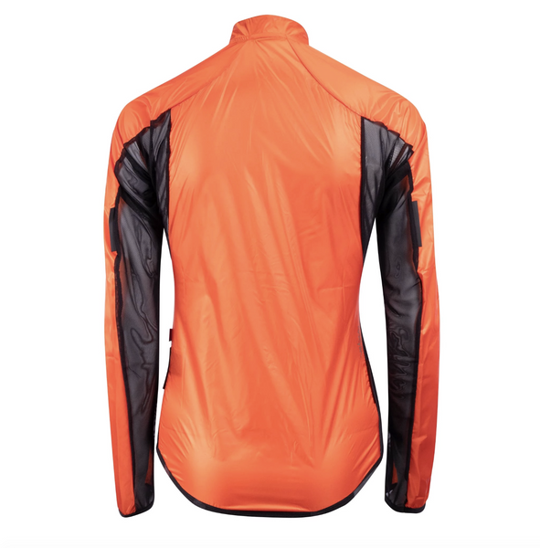 VELOCIO MENS WIND JACKET ORANGE