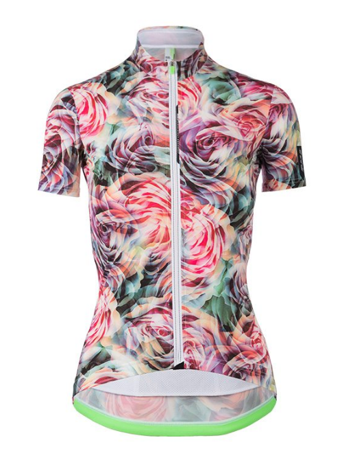 Q36.5 WOMENS JERSEY ROSES