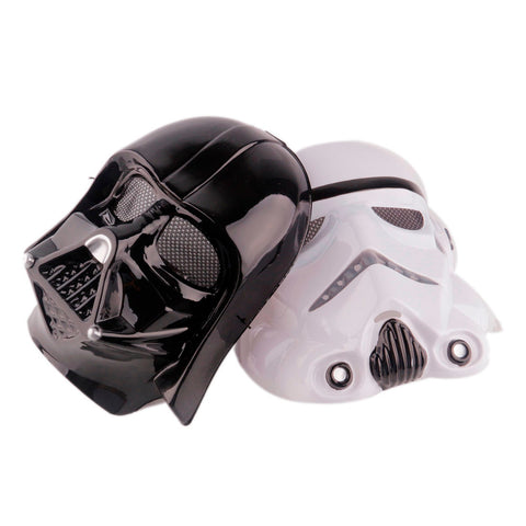 Black or White Star Wars Darth Vader Full Face Mask