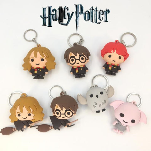 Harry Potter / Game of Thrones Keychain