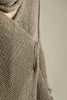 Taupe Gray Chunky Sweater
